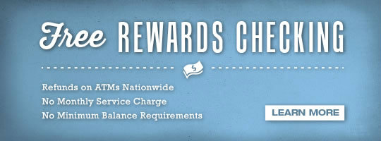 Free Rewards Checking